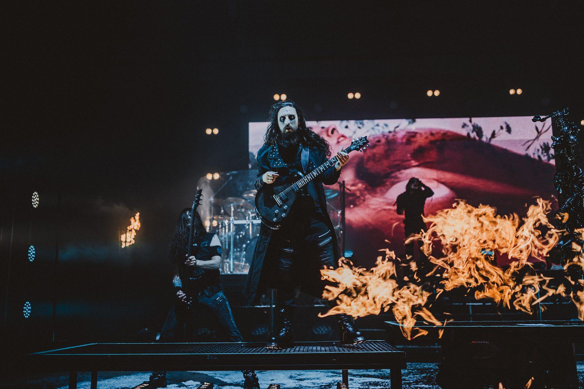 Cradle Of Filth Unleashes New Album, 'Existence Is Futile'