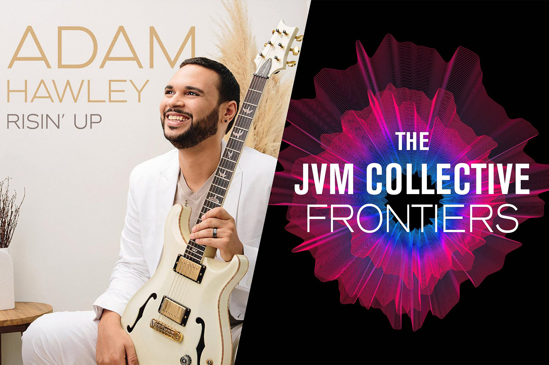 New Jazz Albums From PRS Artists Adam Hawley and Denny Jiosa