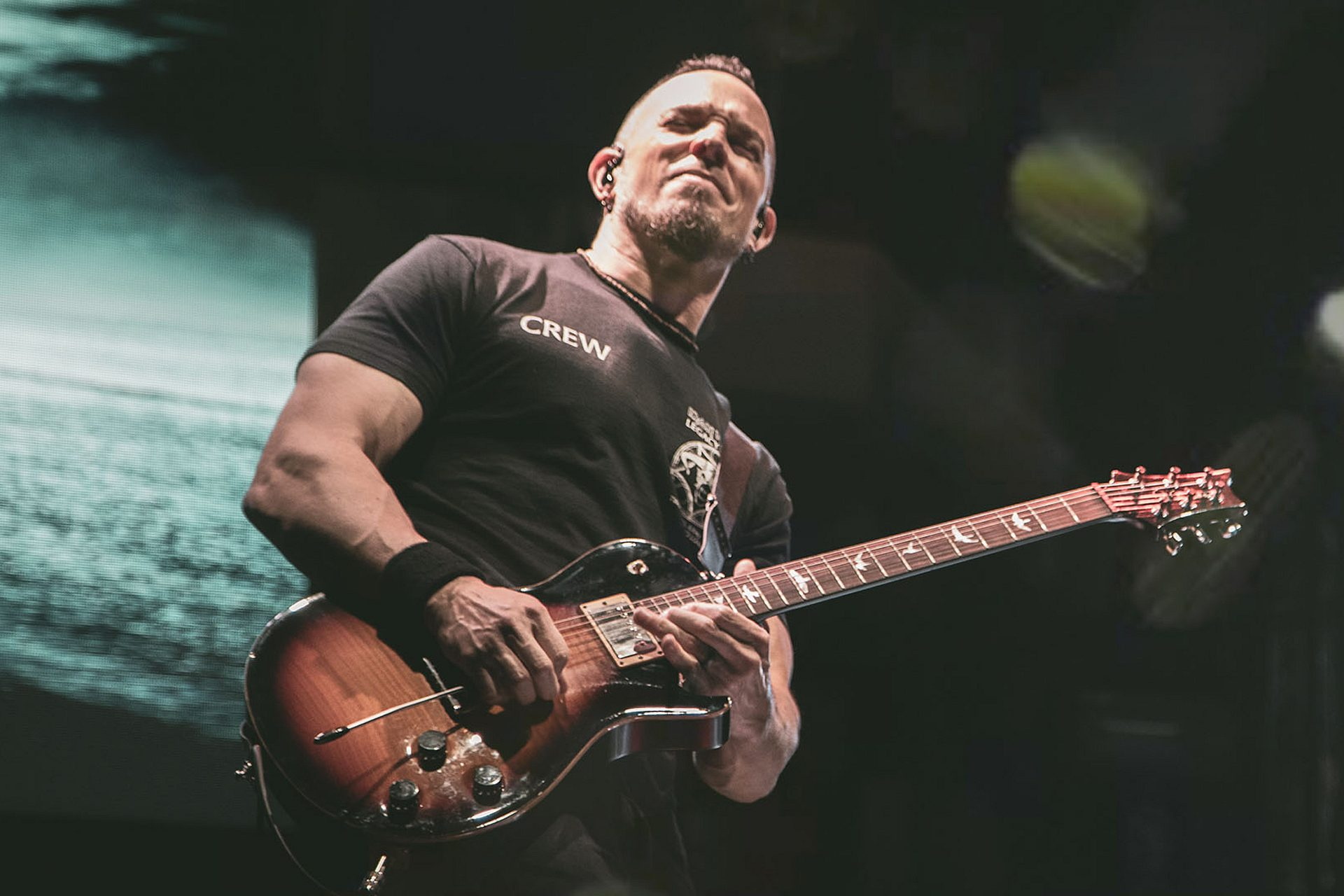 Explore Tremonti's New Album, 'Marching In Time'