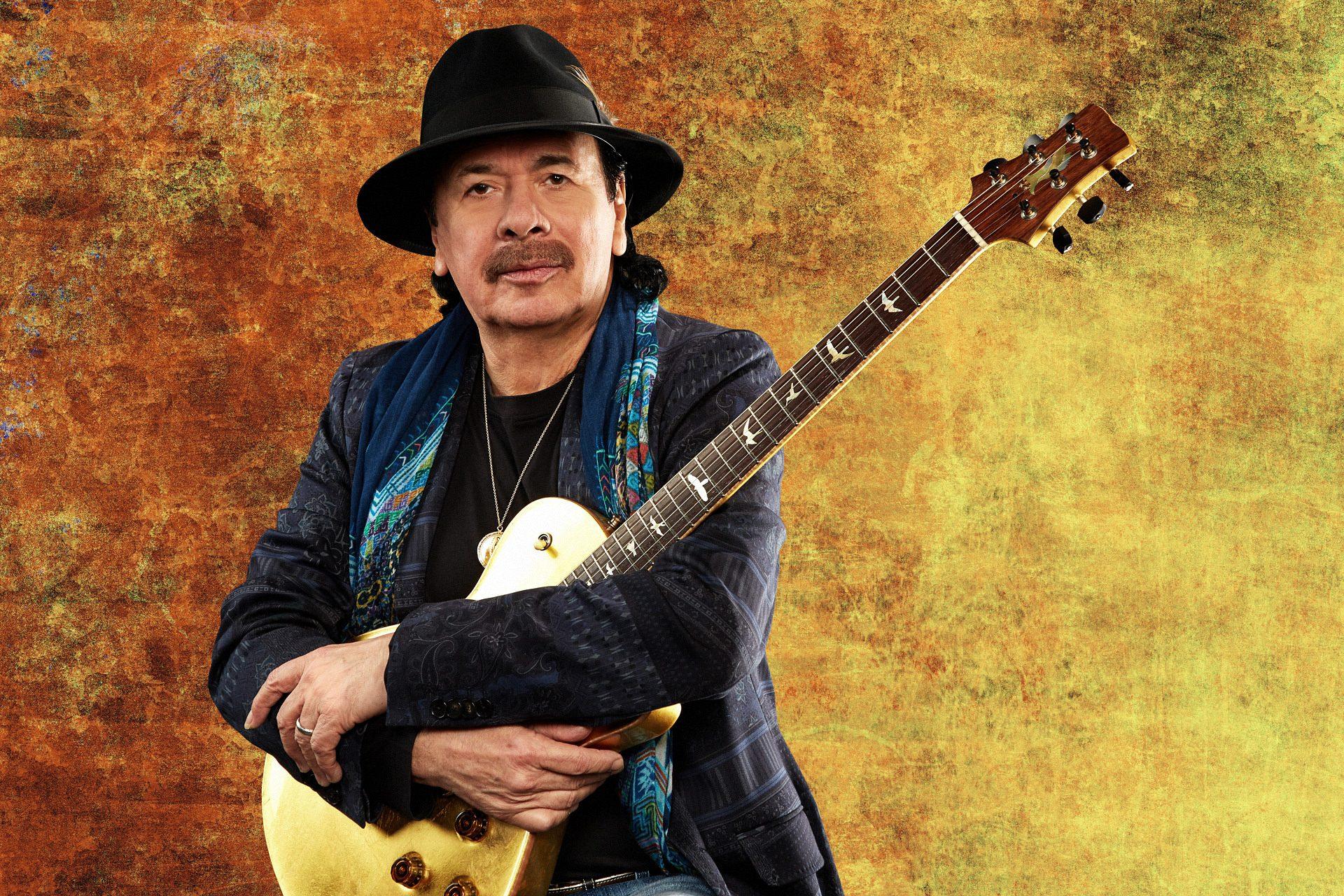 Carlos Santana To Receive 2021 Hispanic Heritage Legend Award