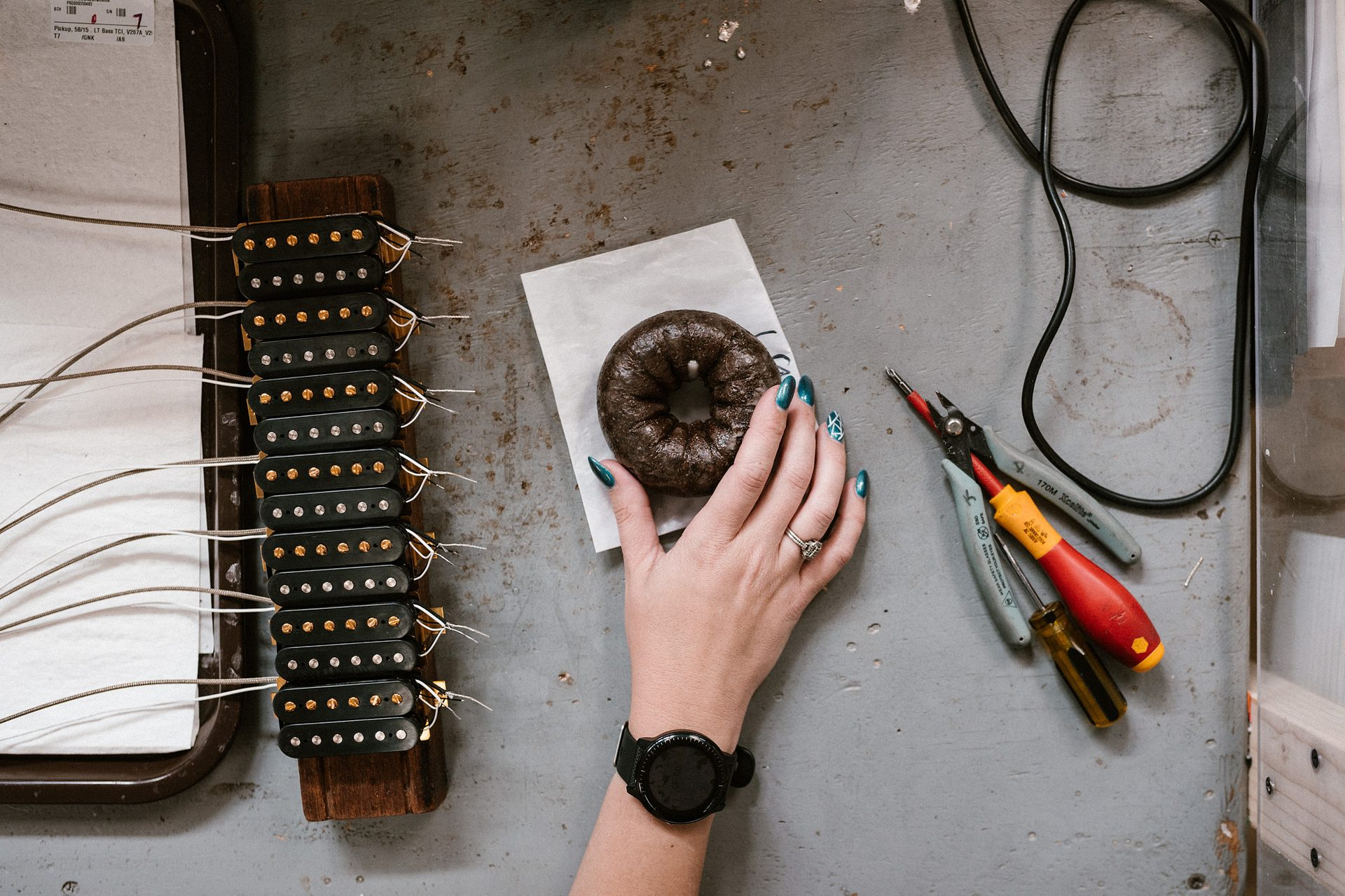 """The Story of PRS """"Donut Friday"""" and Its Delicious History"""