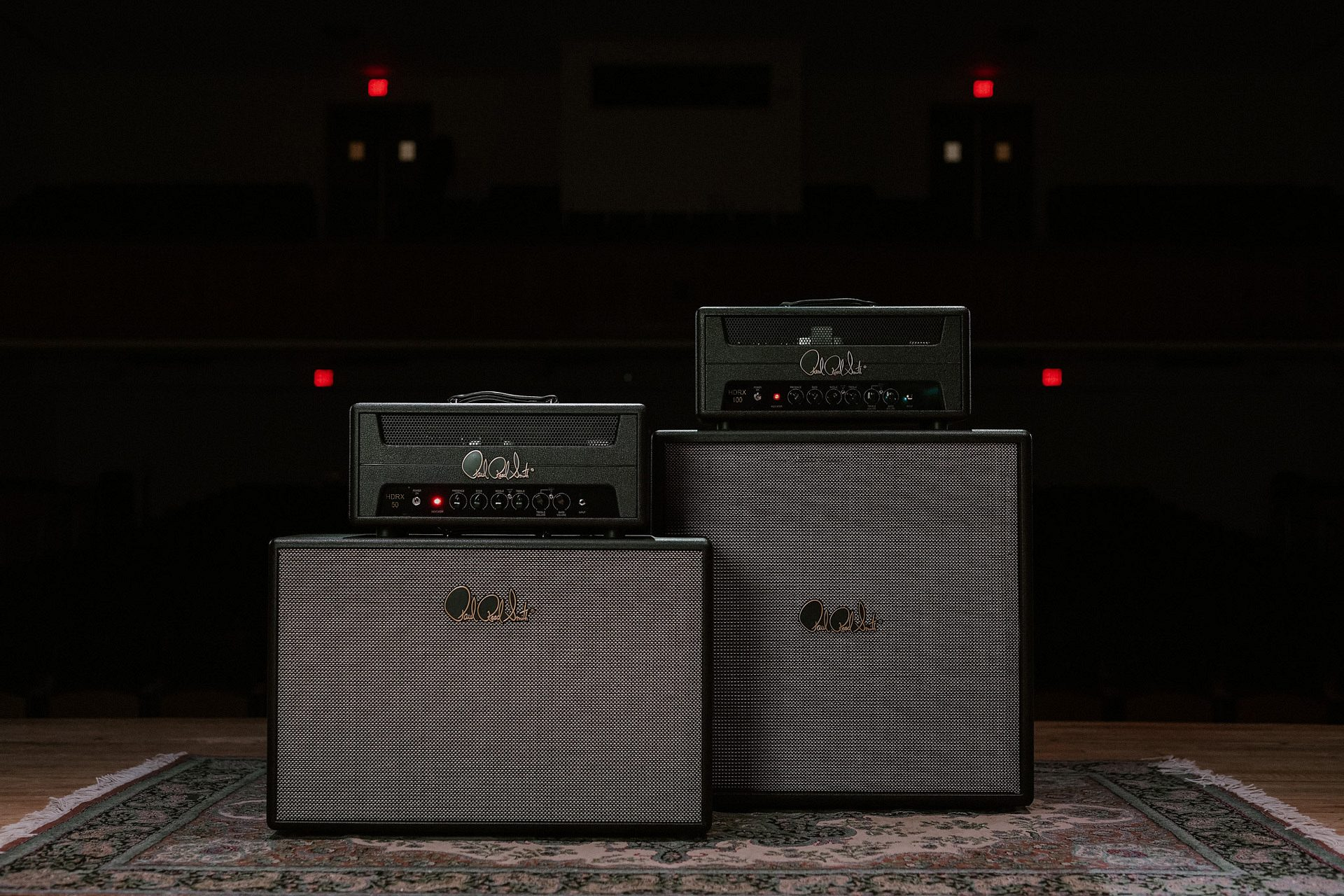 Meet the HDRX Amplifiers