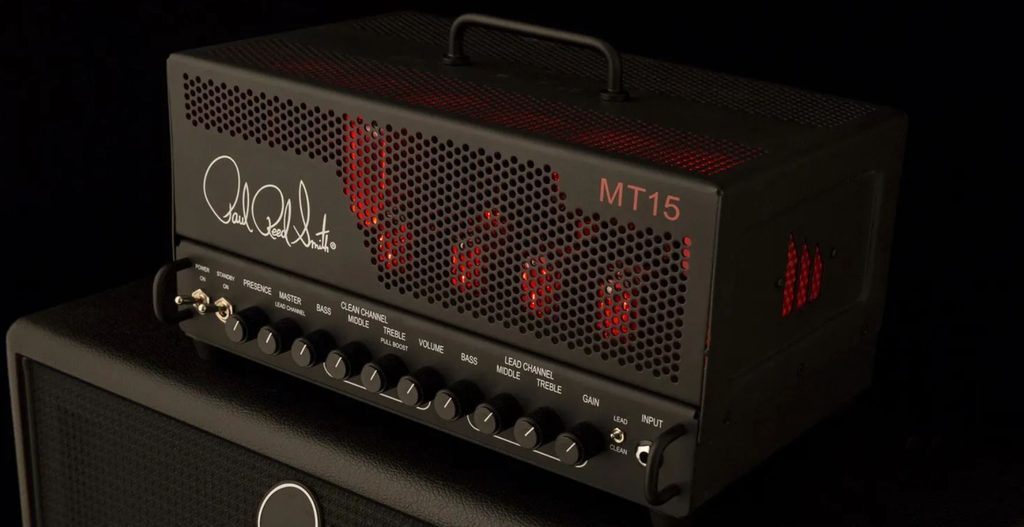 PRS at the LA Amp and Guitar Show